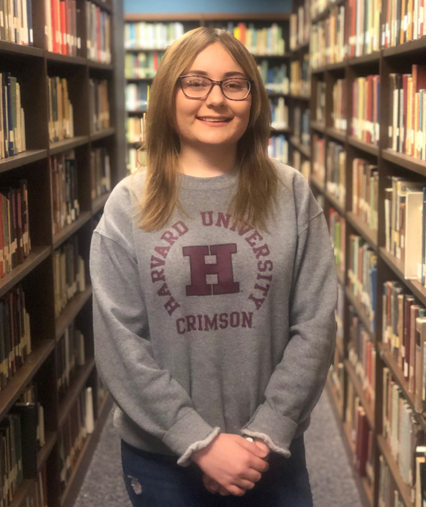 Former WCHS Student Hailey Furman to Pursue Ivy League Education Next Fall