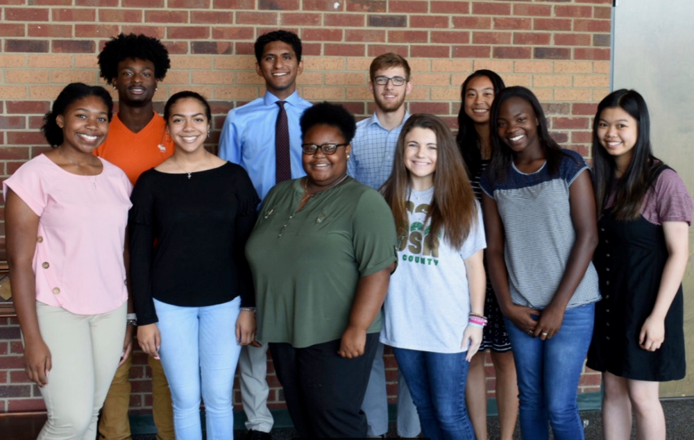 WCHS Students Complete Summer Internships through Local Business Partnerships