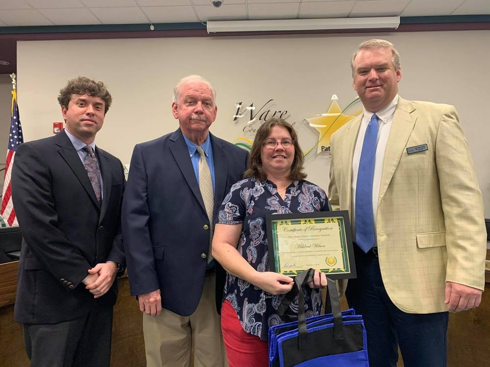 Wilson is Classified Golden Achievement Award Winner for February 2020