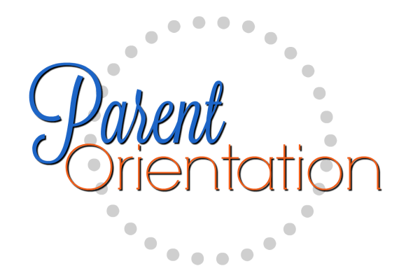 2020-2021 Parent Orientation