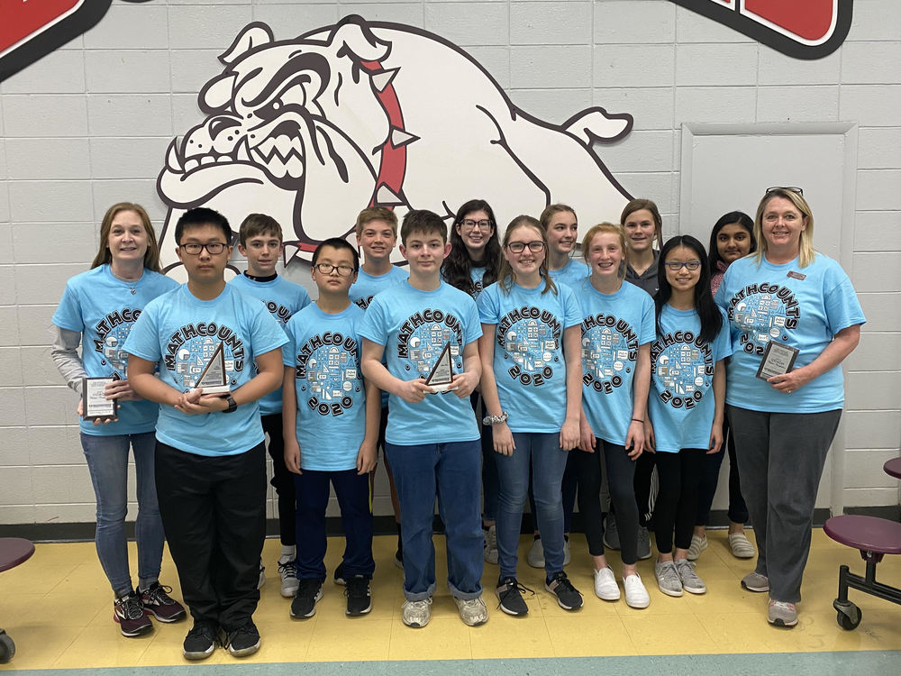 Waycross Middle School Math Team Competes at MathCounts