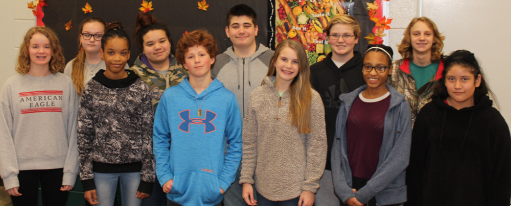 WCMS Recognizes Okefenokee Agricultural Fair Writing Participants