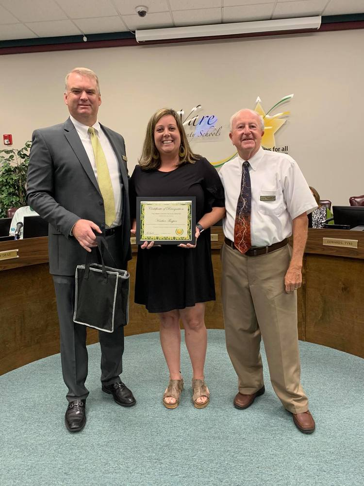 Heather Thigpen is the Certified Golden Achievement Award Winner for October 2019