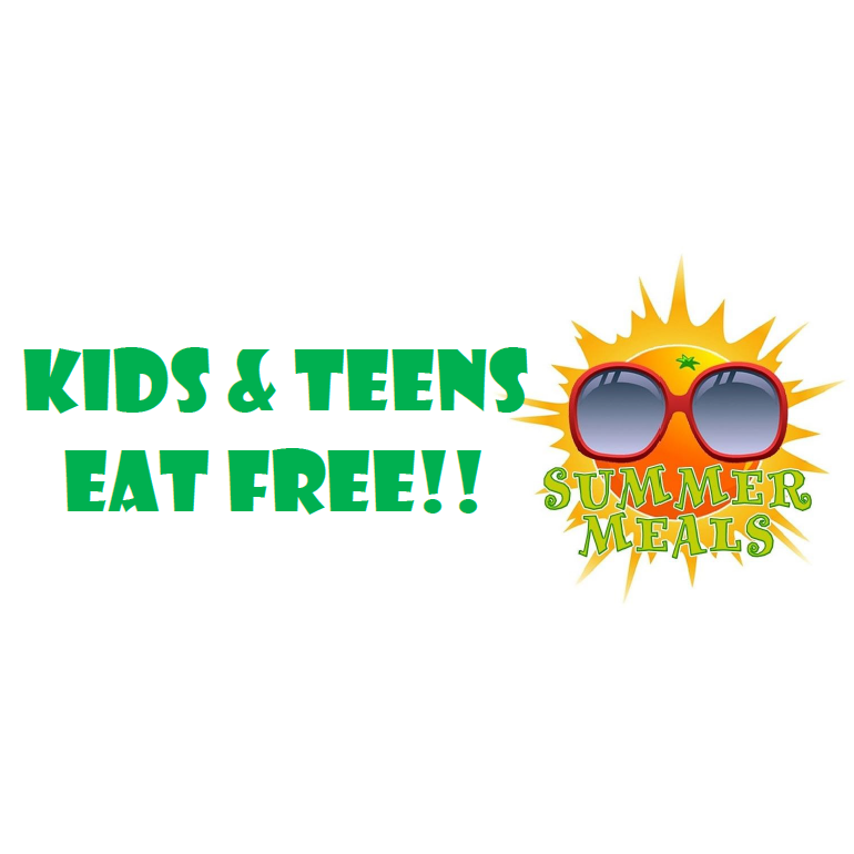 Kids & Teens Eat Free!