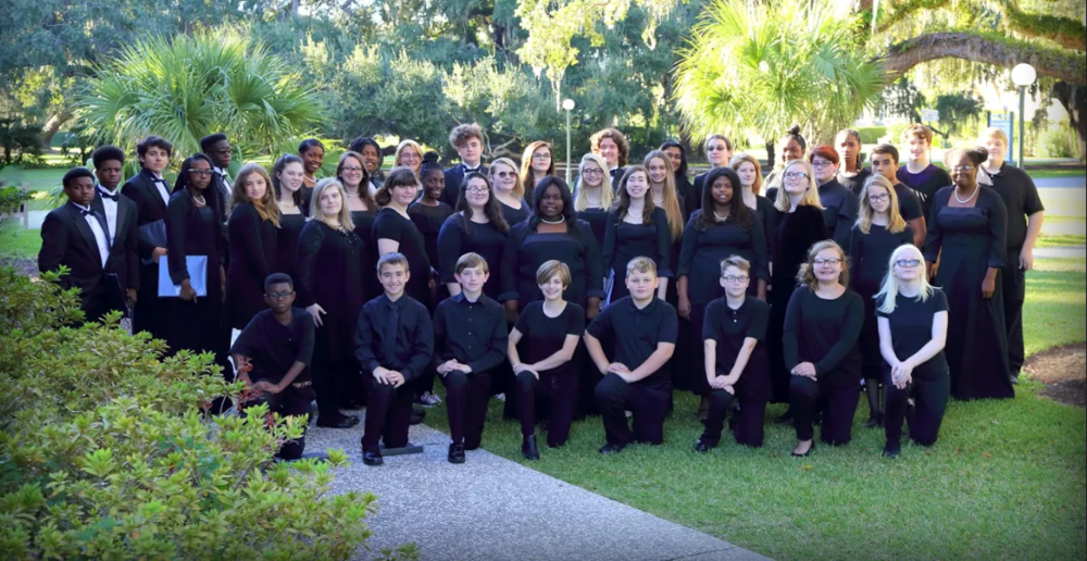 WCMS Chorus Students Participate in Joyful Noise Honor Choir Festival