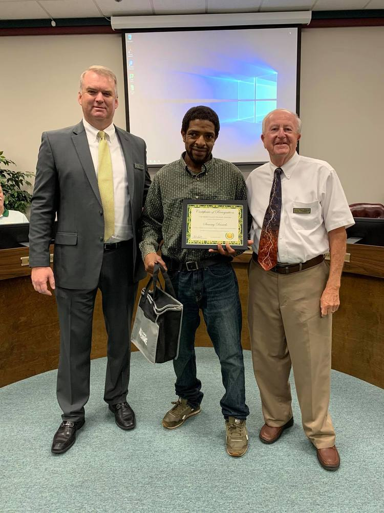 Sammy Daniels is the Classified Golden Achievement Award Winner for October 2019
