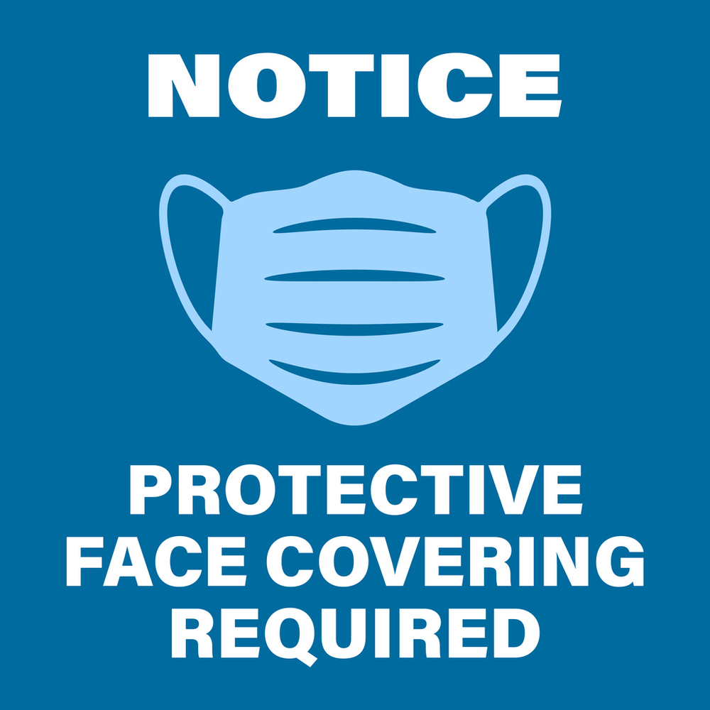 WCS Announces Face Covering Mandate