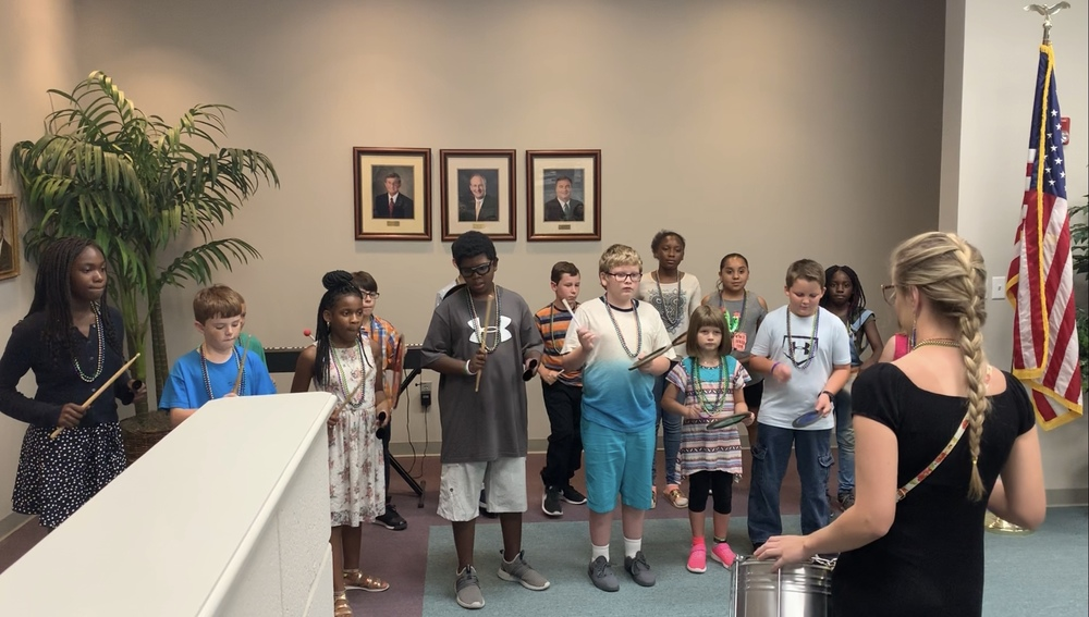 August 2019 Board Meeting Presentations and Recognitions
