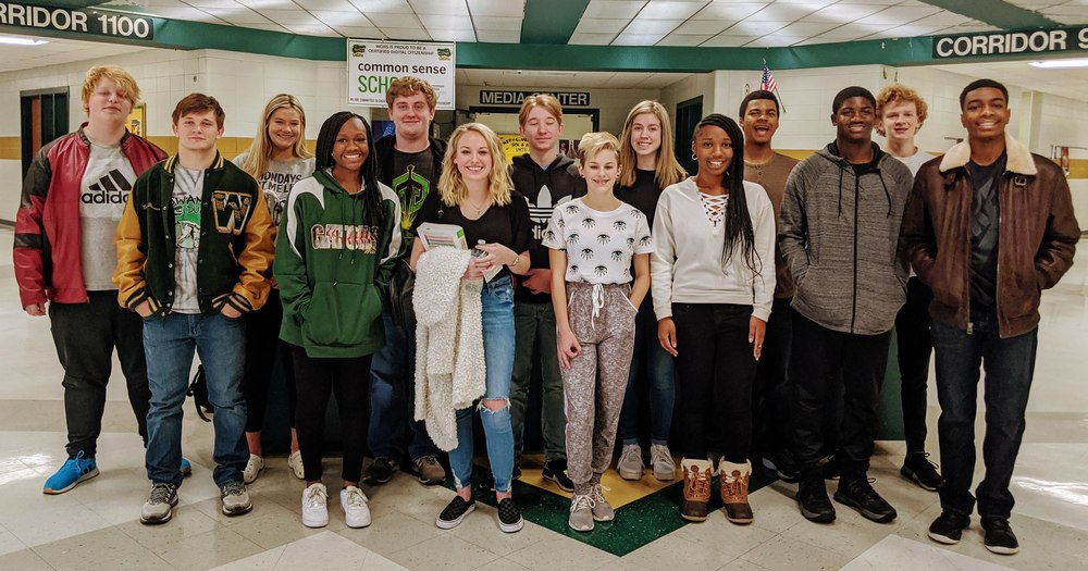 WCHS High Achievers Recognized