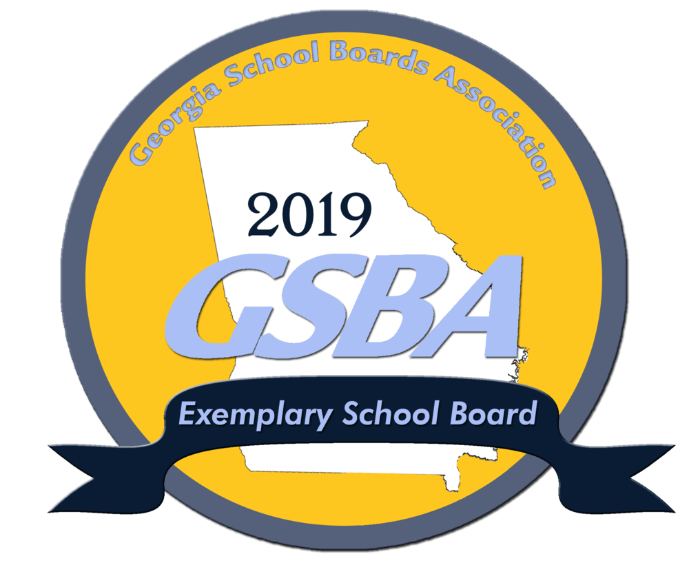 Ware County School District Achieves 2019 GSBA Exemplary School Board Status