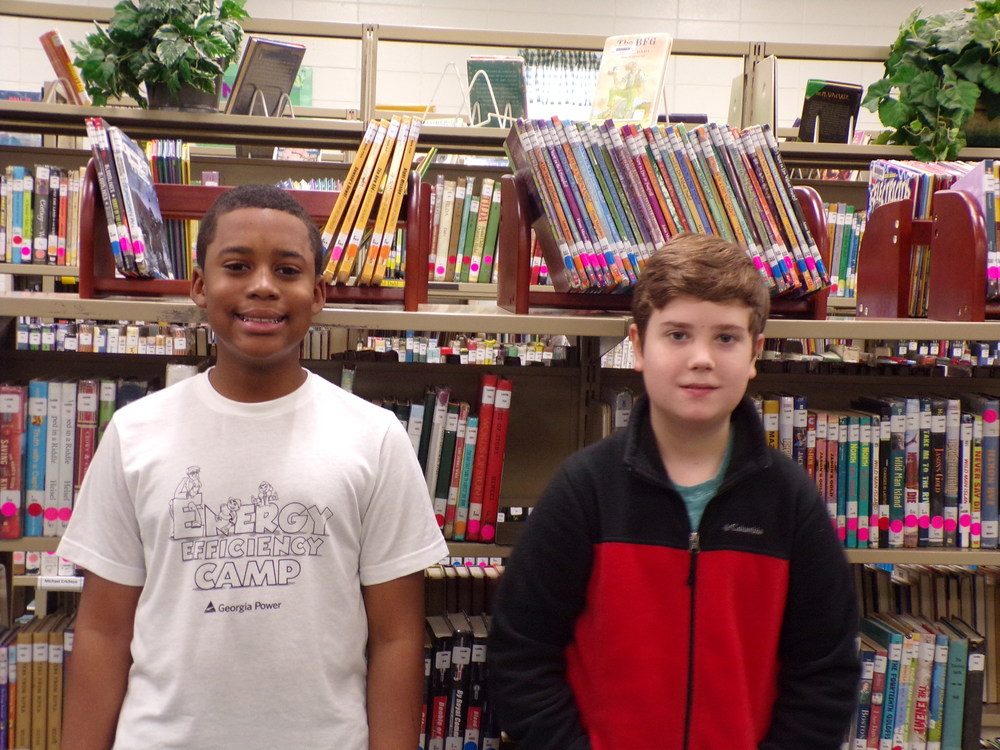 WCMS Announces Spelling Bee Winner and Runner-Up
