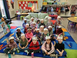 100 Days of Kindergarten!