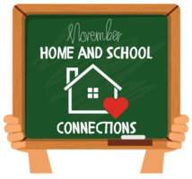 November Home & School Connections Newsletter