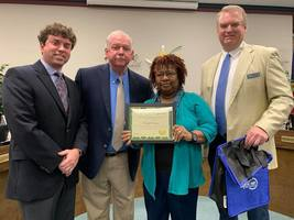 Evans is Certified Golden Achievement Award Winner for February 2020