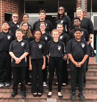 GMEA District 8 Middle School District  Band