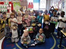 DAFFODIL Students Learn about Nursery Rhymes and Fairy Tales