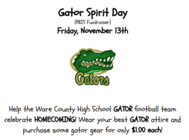 Gator Spirit Day