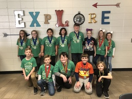 Waresboro Elementary Advances to State in Technology Competition