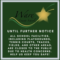 All School Facilities Closed to the Public