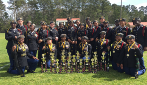 Gator Battalion Dominates Region