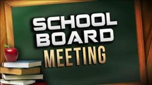 March Work Session and Board Meeting to be held March 8 and 9