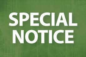 Notification of Destruction of Special Education Records