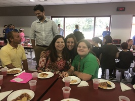 Center Elementary Hosts an Evening of Learning for Families