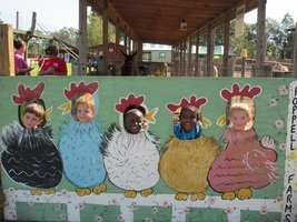 DAFFODIL Pre-K Students Enjoy Trip to Poppell Farms