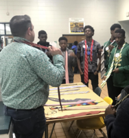 WCMS Hosts Community Mentor Program