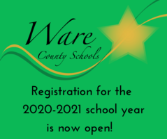 Registration is Open for the 2020-2021 School Year