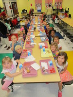 DAFFODIL Pre-K Students Adjust to School