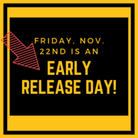 Early Release Announcement
