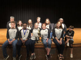 Gator Productions Wins Region Championship with One-Act Play
