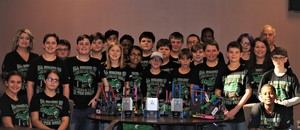 WCMS ROBOGATORS Team Kick Off Competition Season with a Winning Streak