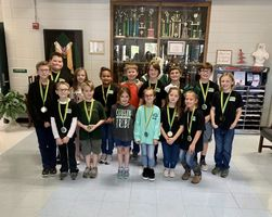 Waresboro Elementary Competes in Technology Competition