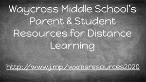 Distance Learning Resource Link