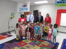 DAFFODIL Students Recently Celebrated Georgia's Pre-K Week