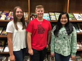 Five Ware County Students Named to State Student Advisory Council