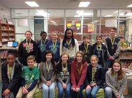 Student Technology Competition District Winners
