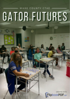 CTAE Gator Futures Fall 2020 Newsletter
