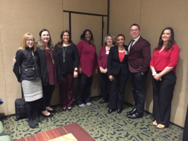 Memorial Drive Staff Members Present at State Conference