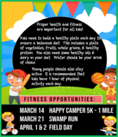 Fitness Opportunities for Students