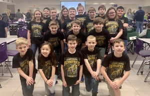 Wacona's Robotics Team Has a Successful Year