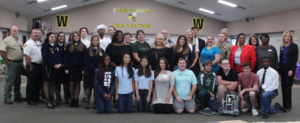 Wacona Elementary Holds College and Career Fair