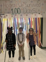 Ruskin Elementary Students are 100 Days Smarter