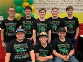 Robogators compete in the U.S. Open Nationals