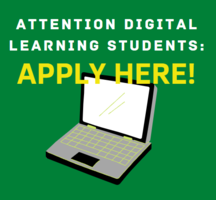 Digital Learning Application - Due August 6th