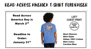 Read Across America T-Shirt Fundraiser