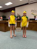 WHES Students Run Successful Lemonade Stand Project