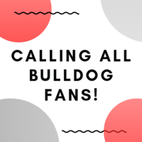 Bulldog Fan Gear is On Sale Now Through Oct. 4th
